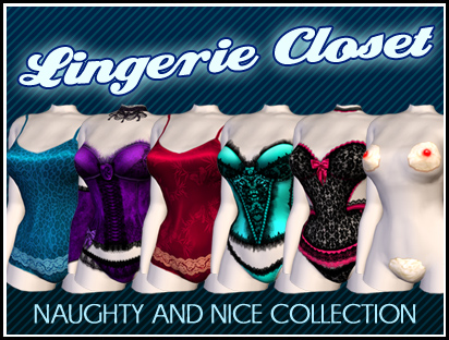 Lingerie Closet