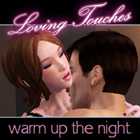 Loving Touches (Positions Pack)