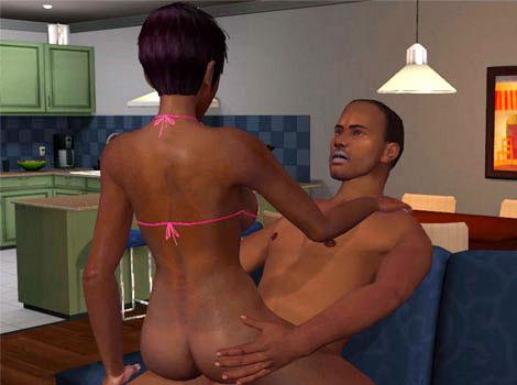 Смотреть симулятор секса