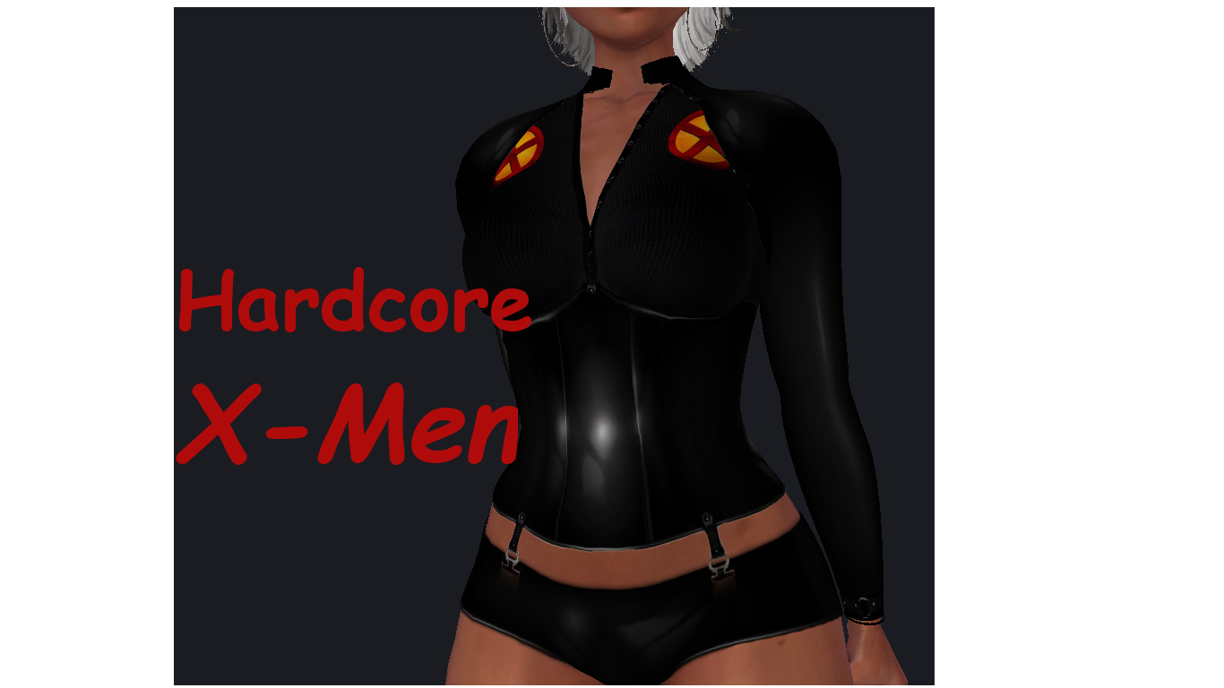 Hardcore X-Men Suit